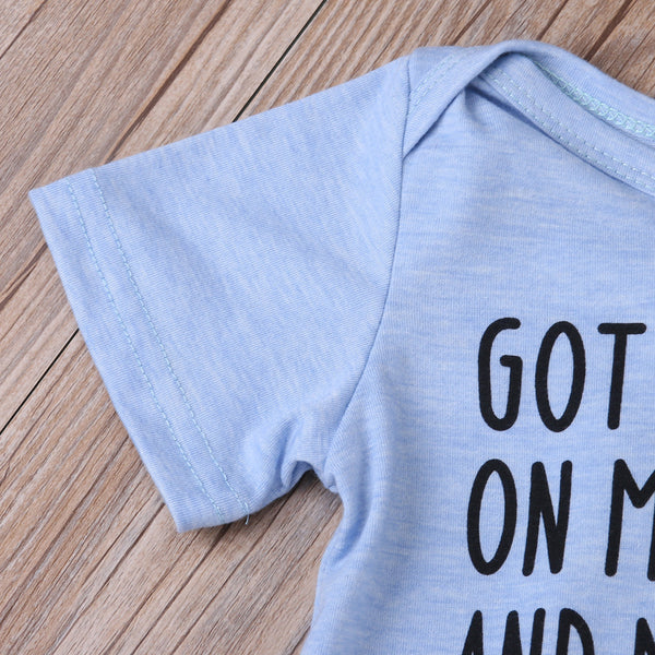 #Laidback Onesie - Hiccup Baby
