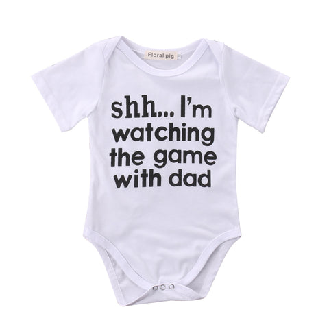 Game Day Onesie - Hiccup Baby