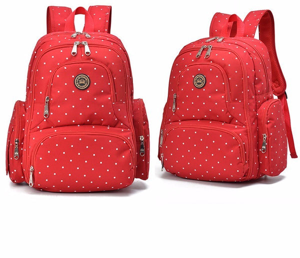 Large Capacity Maternity Backpacks - Hiccup Baby