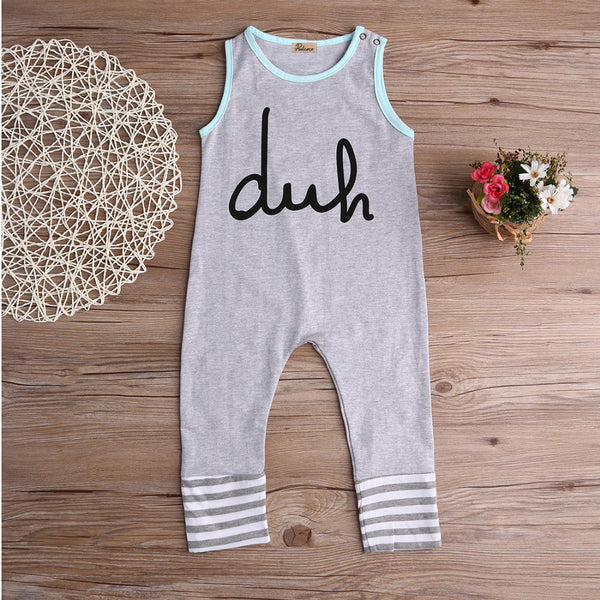 Duh Romper 2 - Hiccup Baby