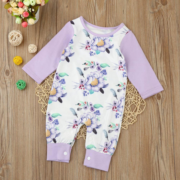 Autumn Romper - Hiccup Baby