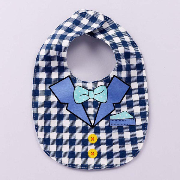 Baby Bibs Cartoon Print - Hiccup Baby