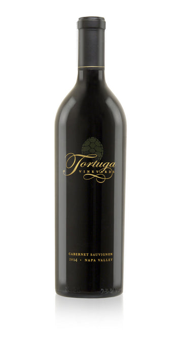 6L Bottle of 2015 Tortuga Vineyards Cabernet Sauvignon