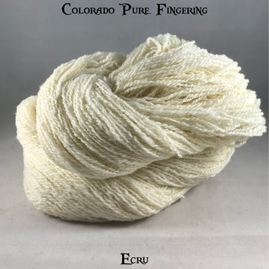 Colorado Pure - Semi-Solid - Ecru