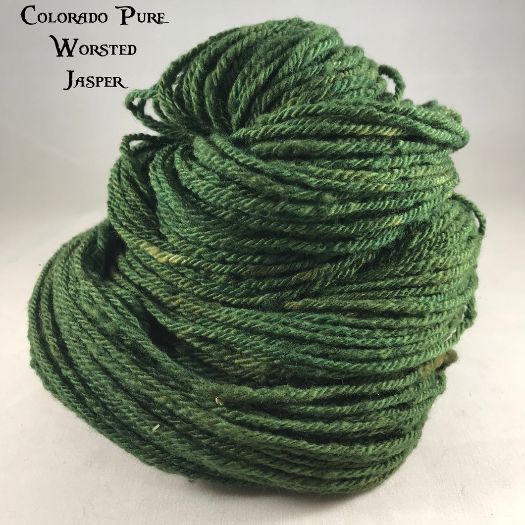 Colorado Pure Worsted - Semi-Solid - Jasper