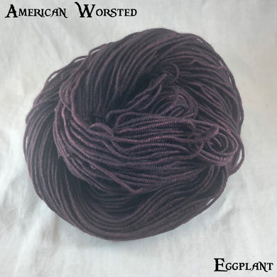 American Worsted - Eggplant