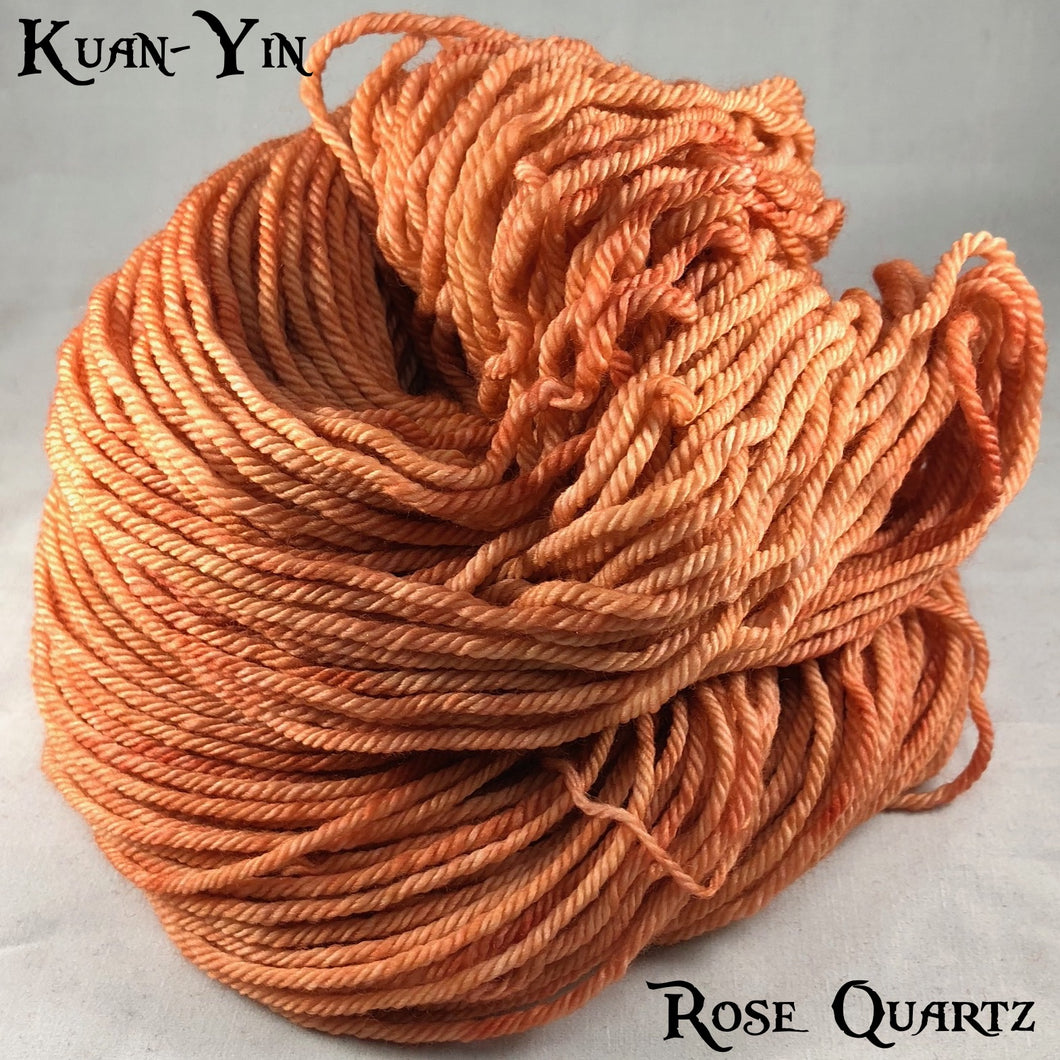Kuan-Yin - Rose Quartz