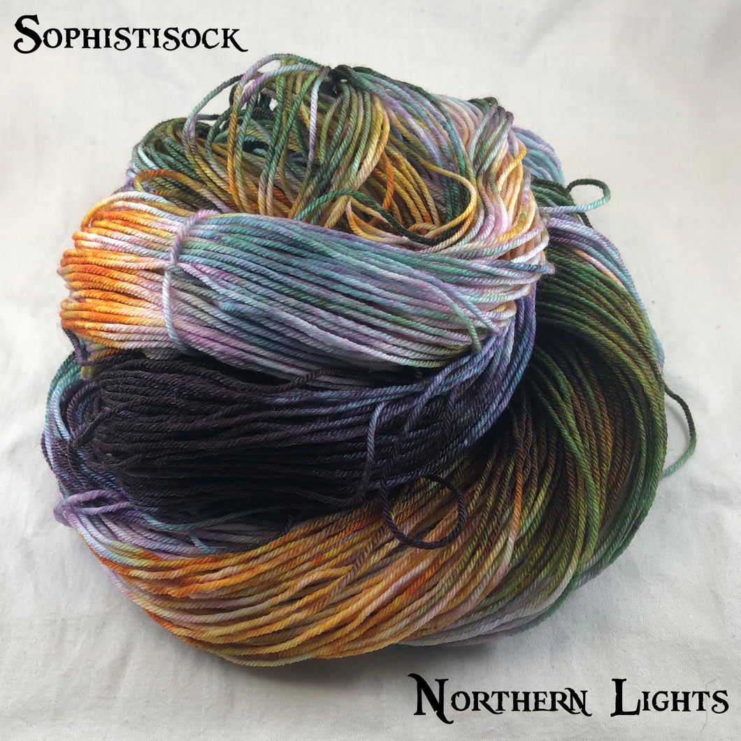 Sophistisock - Northern Lights
