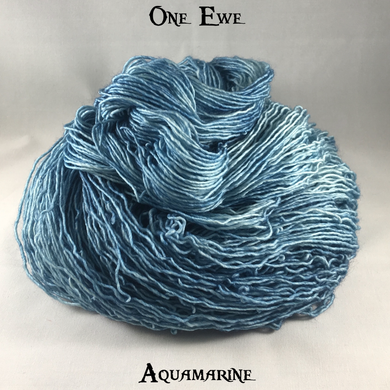 One Ewe - Aquamarine