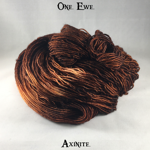 One Ewe - Semi-Solids - Axinite