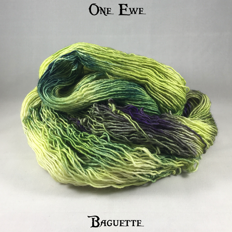 One Ewe - Kettle Dyes - Baguette