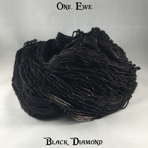 One Ewe - Semi-Solids - Black Diamond