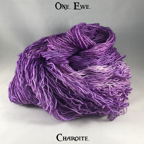 One Ewe - Semi-Solids - Charoite