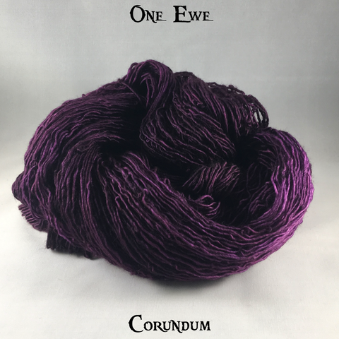 One Ewe - Semi-Solids - Corundum