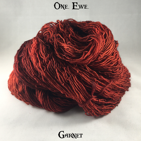 One Ewe - Semi-Solids - Garnet