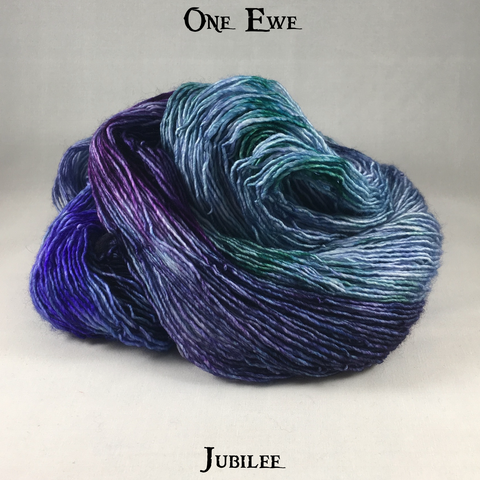 One Ewe - Kettle Dyes - Jubilee