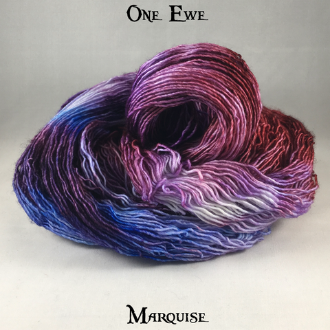 One Ewe - Kettle Dyes - Marquise
