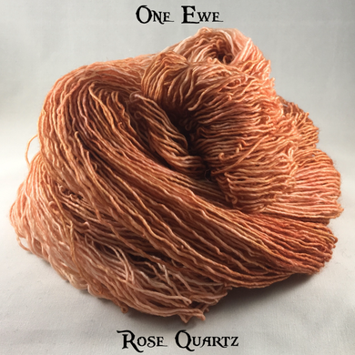 One Ewe - Rose Quartz