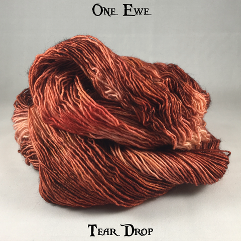 One Ewe - Kettle Dyes - Tear Drop