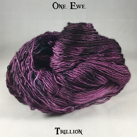 One Ewe - Kettle Dyes - Trillion