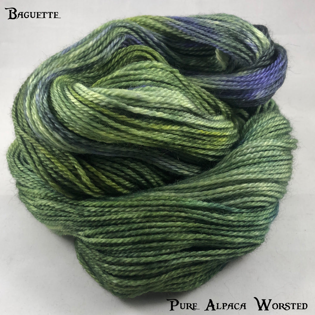 Pure Alpaca Worsted - Baguette