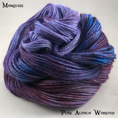 Pure Alpaca Worsted - Marquise