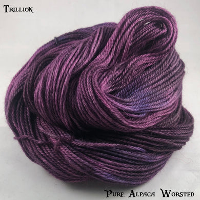 Pure Alpaca Worsted - Trillion