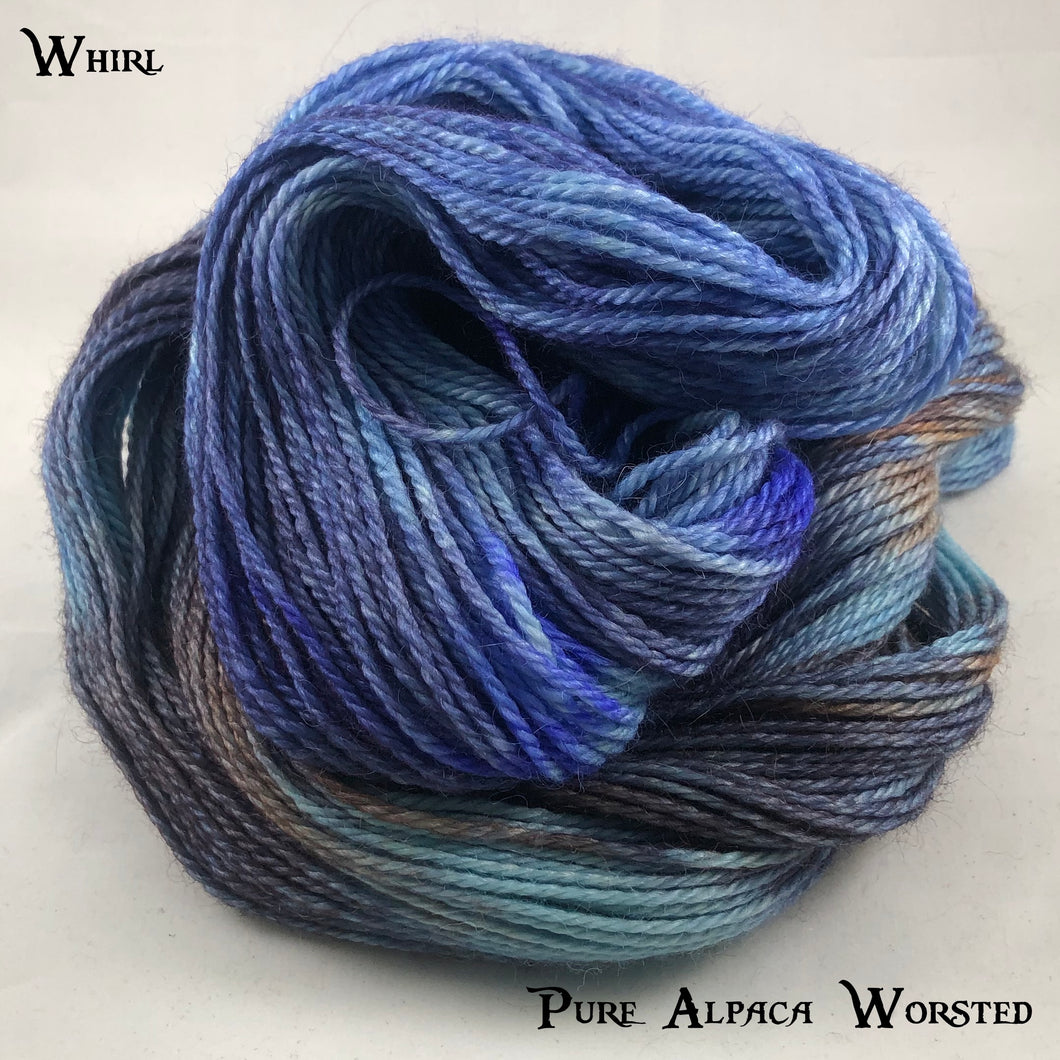 Pure Alpaca Worsted - Whirl