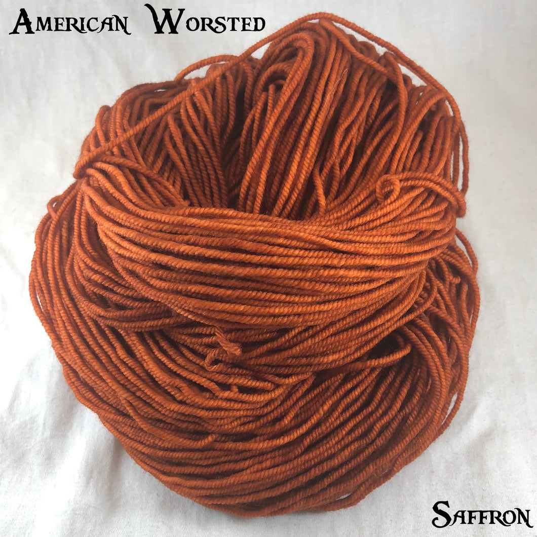 American Worsted - Saffron