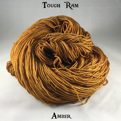 Tough Ram - Semi-Solid - Amber