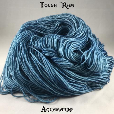 Tough Ram - Semi-Solid - Aquamarine
