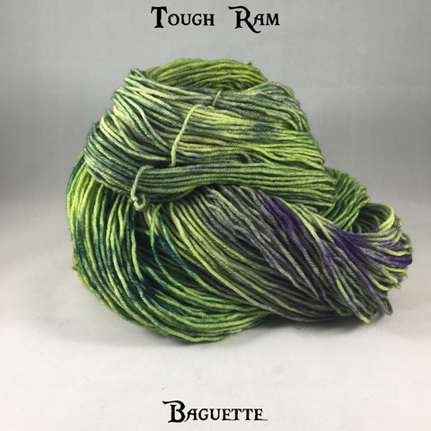 Tough Ram - Kettle Dyed - Baguette