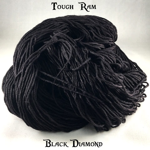 Tough Ram - Semi-Solid - Black Diamond