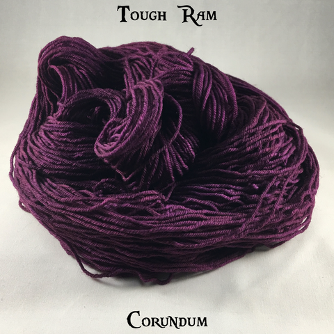 Tough Ram - Semi-Solid - Corundum