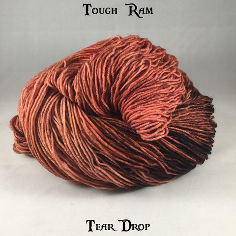 Tough Ram - Kettle Dyed - Tear Drop