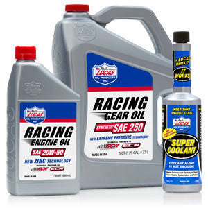 Racing Only Products