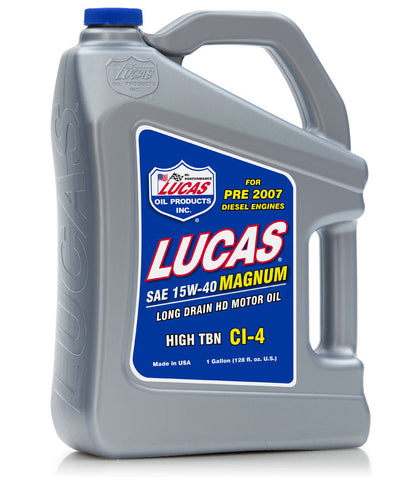 Magnum15W-40 Long Drain Oil - Gallon