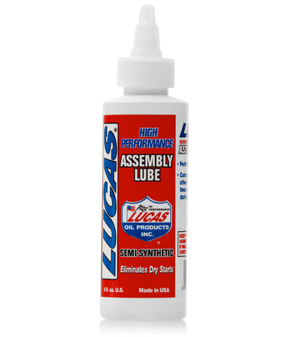 Assembly Lube - 4oz