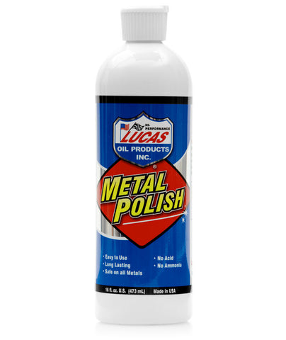 Metal Polish - 16oz - Case of 12
