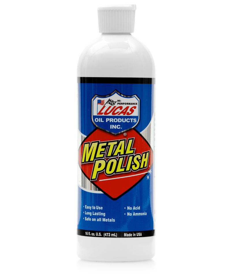 Metal Polish - 16oz