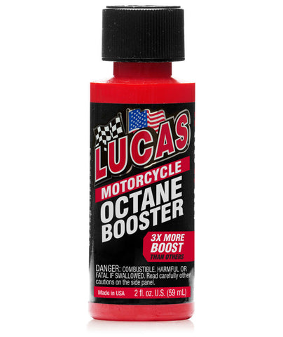 Motorcycle Octane Booster - 2oz - Case of 18