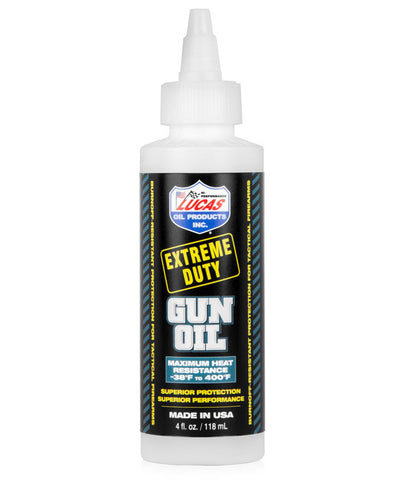 Extreme Duty Gun Oil - 4oz