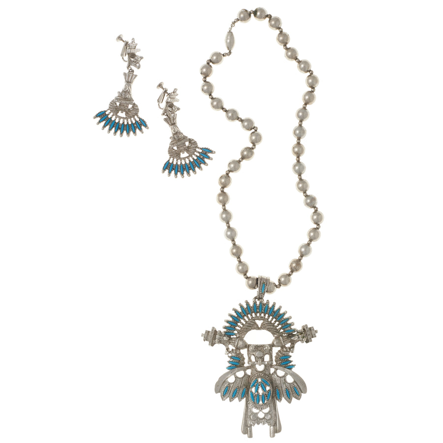 KACHINA NECKLACE