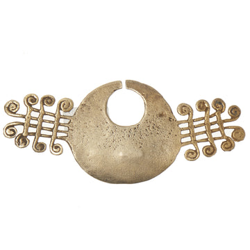 NOSE ORNAMENT BROOCH