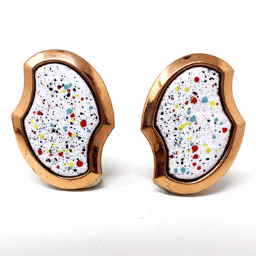PAINTER'S EARRING