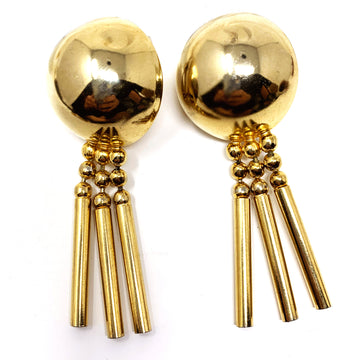 GOLDEN BAUBLE EARRING