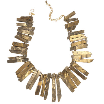 Brutalist Collar Necklace
