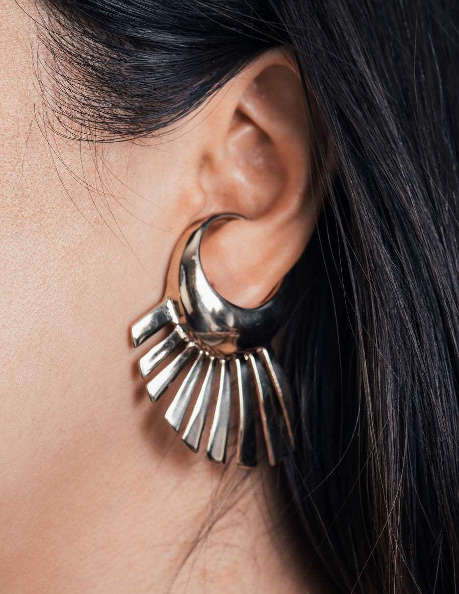Eclipse Ear Cuff