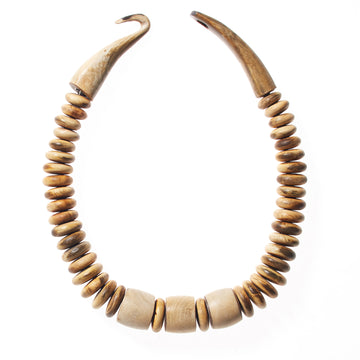 HORN COLLAR NECKLACE