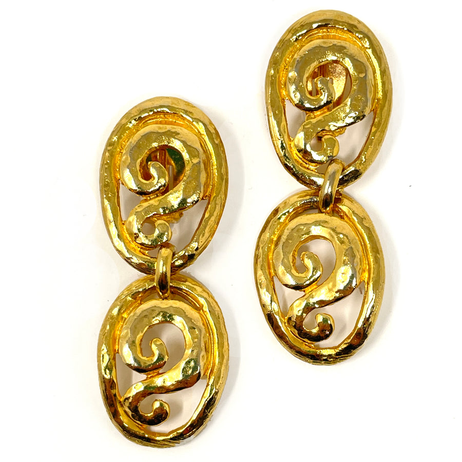 INQUIRY EARRING
